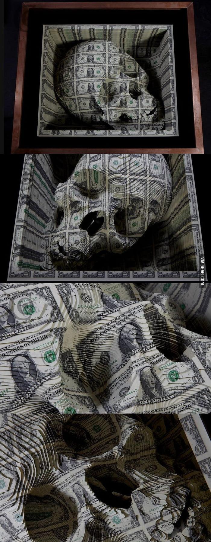 Cash Skull