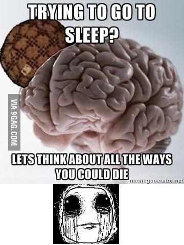 Every damn night...