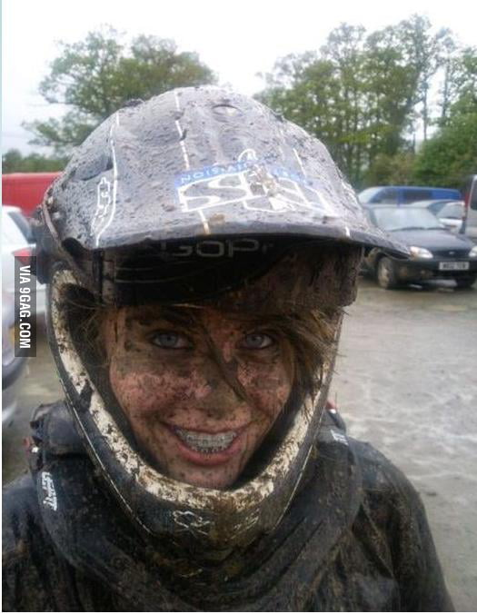 Overly attached girlfriend lvl  motorcycling!!