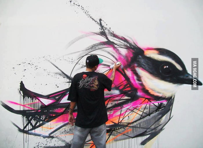 Awesome Bird Art