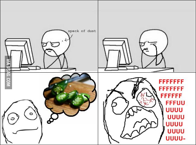 Chef Rage