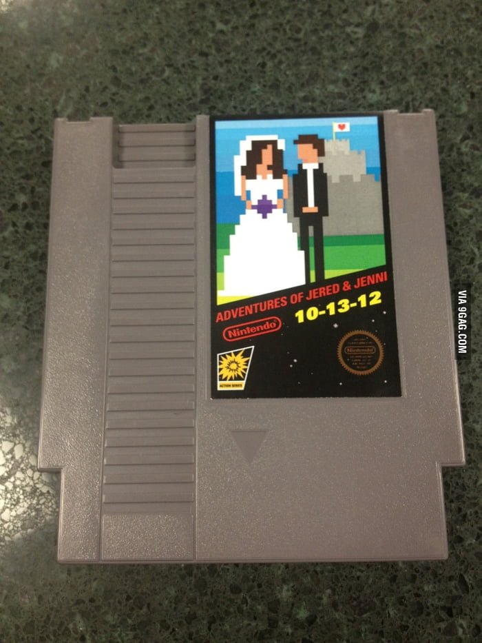 Awesome Wedding Invitation!