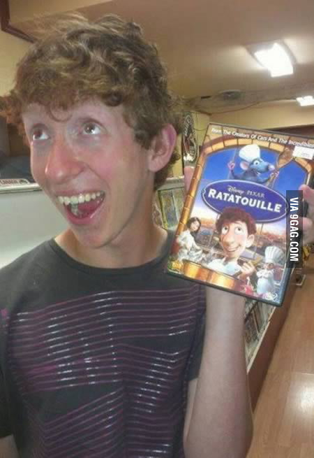 Ratatouille ... just got REAL !