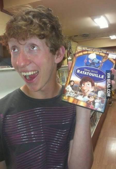 Ratatouille ... just got