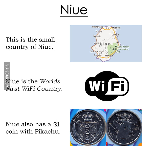 May be the coolest country on earth: Niue