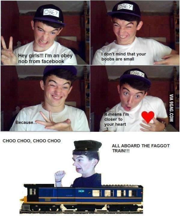 He deserves a medal.