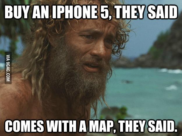 Apple iLost 5
