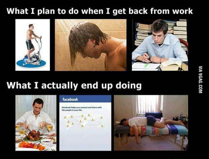 What I plan to do after School / Work.