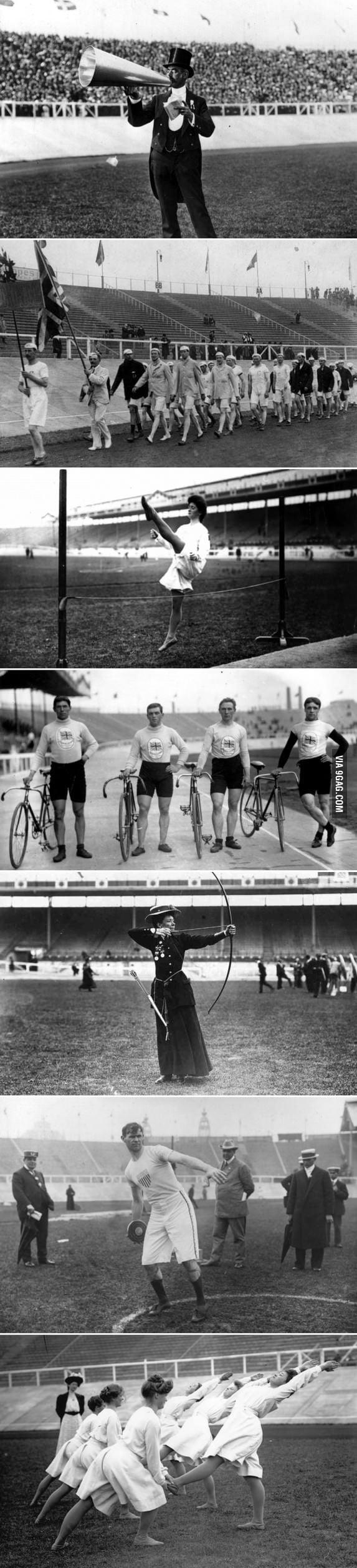 Olympics 1908