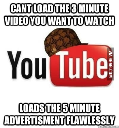 Scumbag YouTube