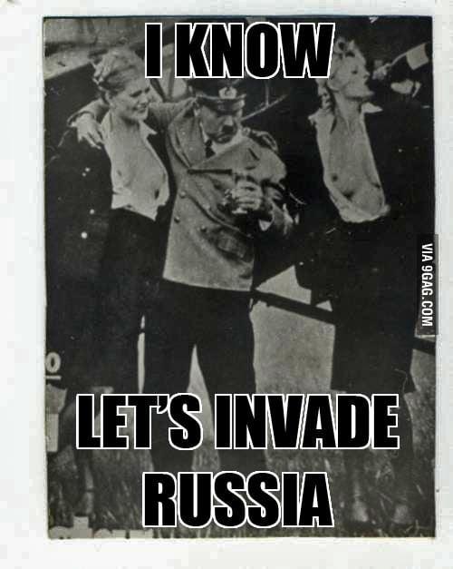 Drunk Hitler