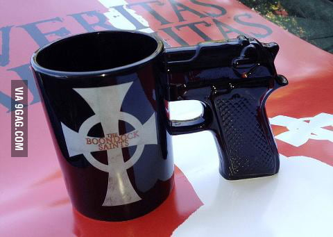 You Better Don't Mess With Me When I'm Having My Coffee!