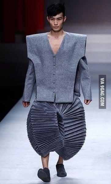 Fashion these days
