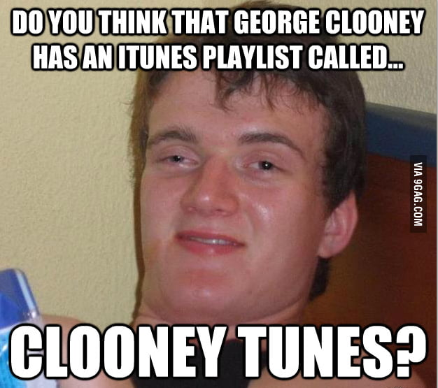 Clooney Tunes