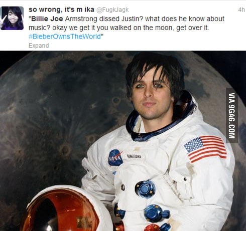 Justin Bieber Never Went to Space