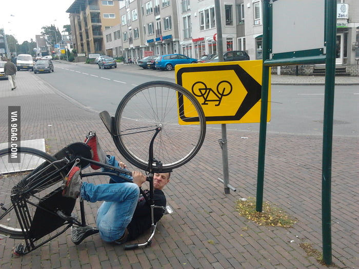 Meanwhile in The Netherlands