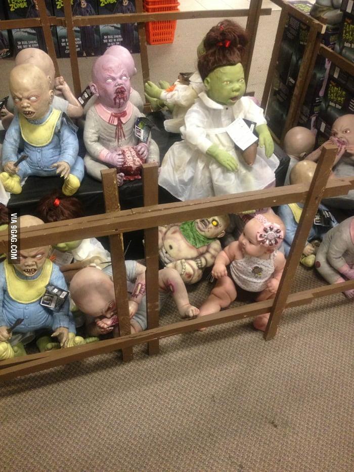 Zombie Babies.. wait