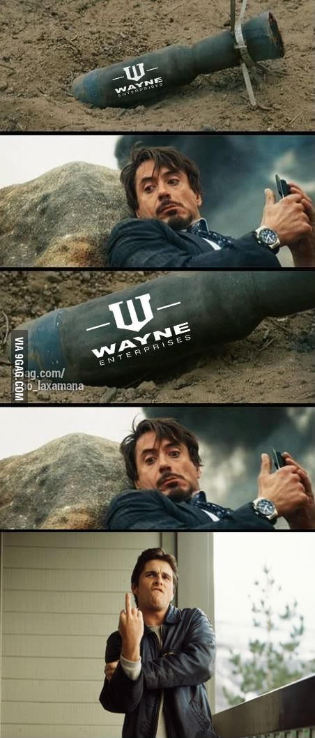 F**k you Stark!