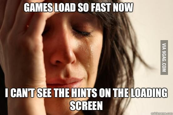First World Gamers Problem