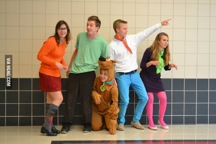 The Scooby Gang
