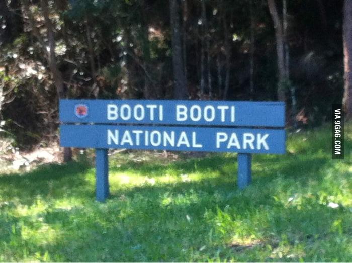 Booti Booti National Park