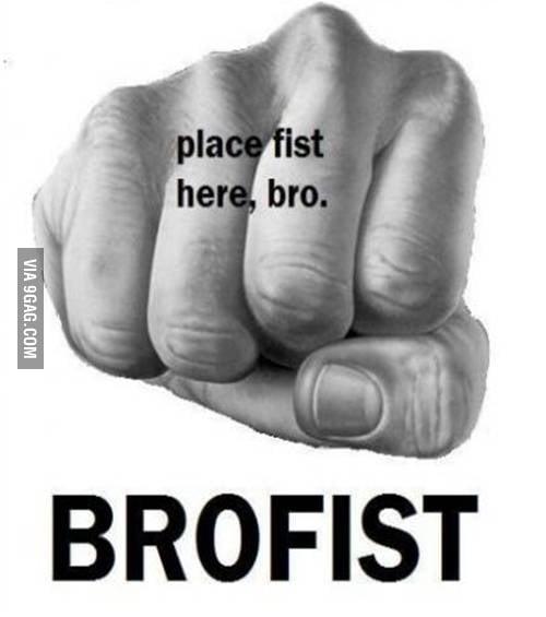 Free brofist