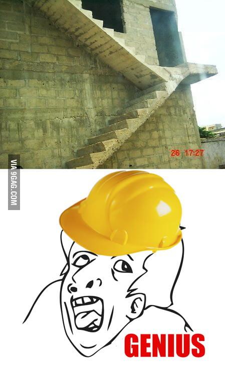 Genius contractor very genius