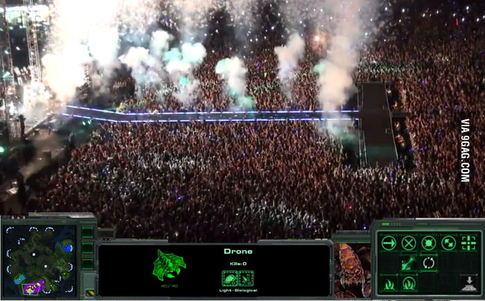 How I saw the PSY concert