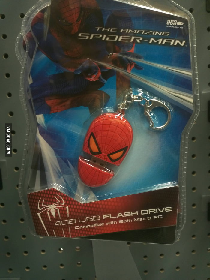 Spiderman, the Canadian.