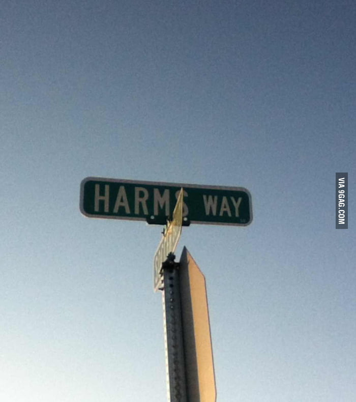Most accident prone street