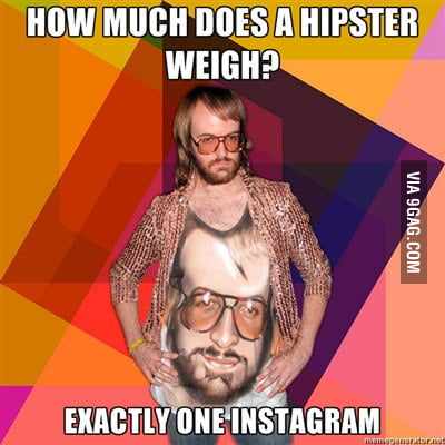 How much does a hipste