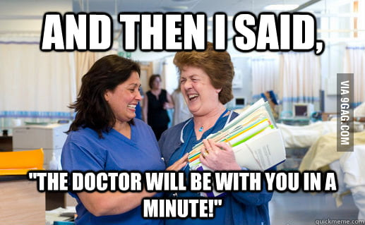 Scumbag Nurses