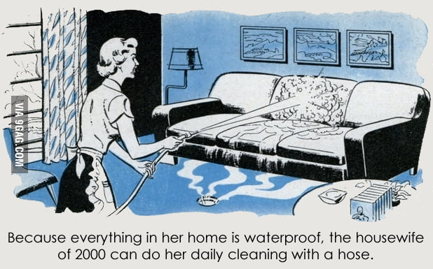 Waterproof Home