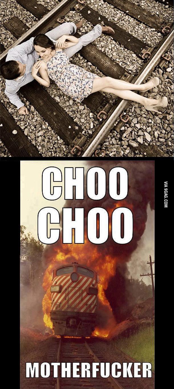 Choo choo hipsters!!