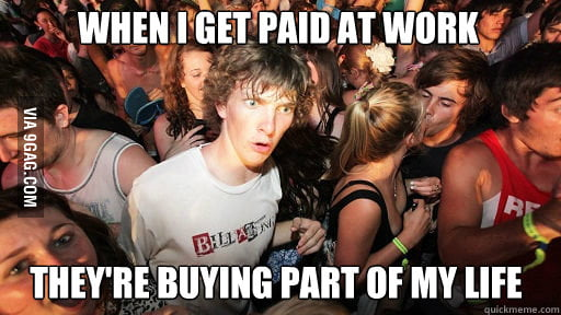 Sudden Clarity Clarence on work