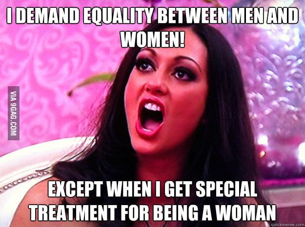 Feminist Nazi