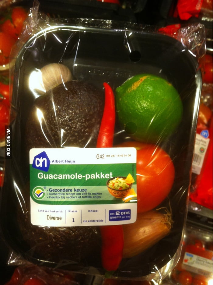 The Dutch knows exactly how to grocery store.