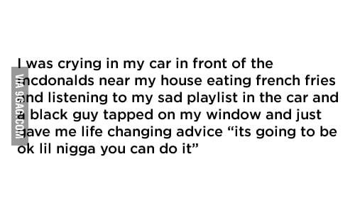 Life Changing Advice