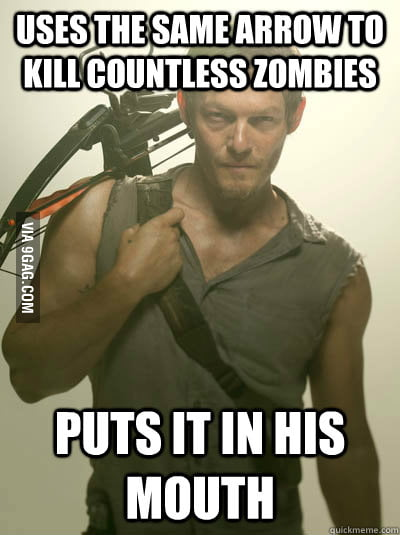 The Walking Dead Logic