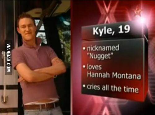 Meet Kyle, 19