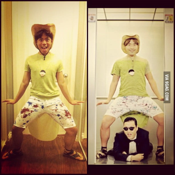 The absolute best costume I've seen so far