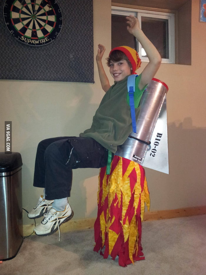 Brillent Halloween Costume