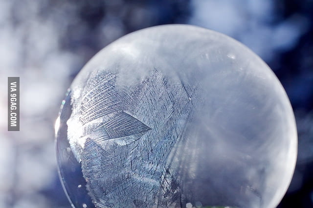 Iced Bubble