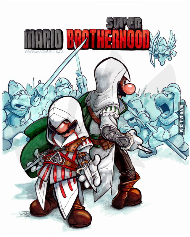 Super Mario Brotherhood
