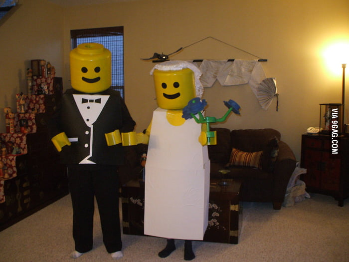 How to win a couples costume contest
