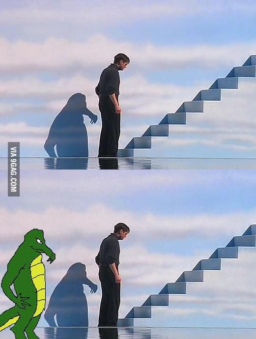 Truman show shadow
