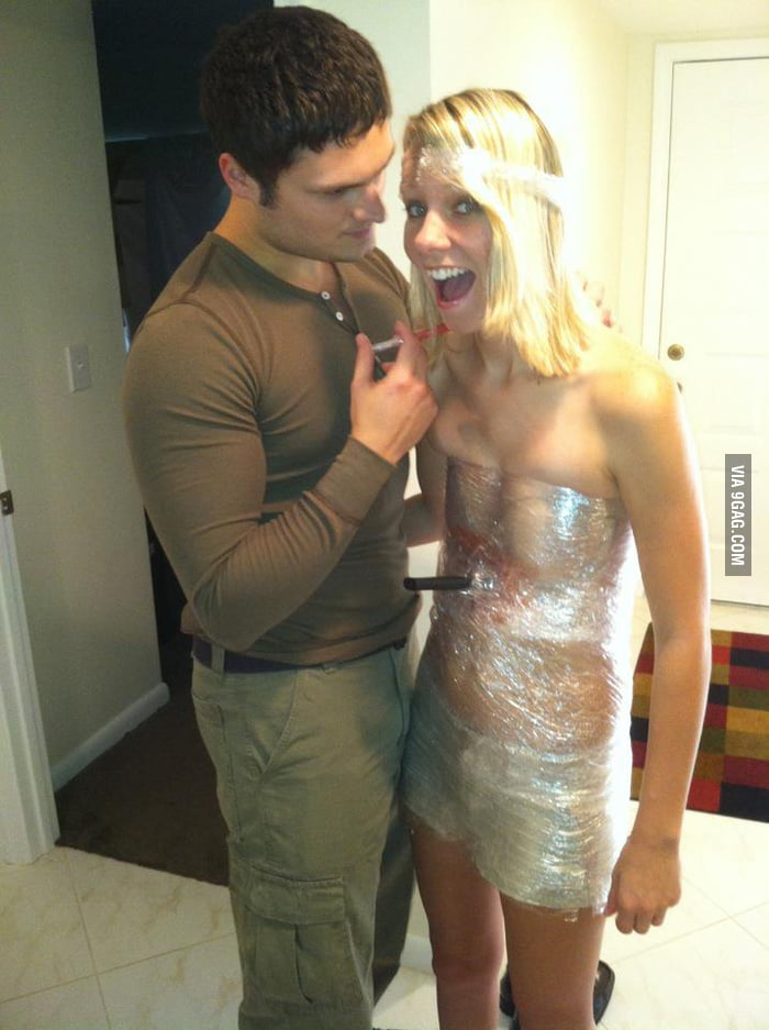 Dexter and his victim
