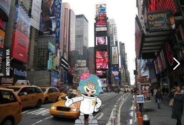 Amazing Photo of Sandy in NY