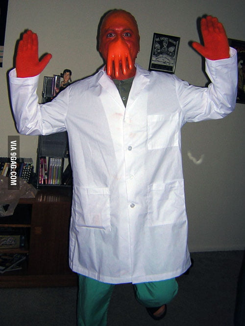 I saw all this costumes.....why not Zoidberg?