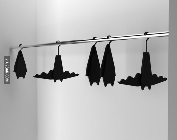 Batman Clothes Hangers